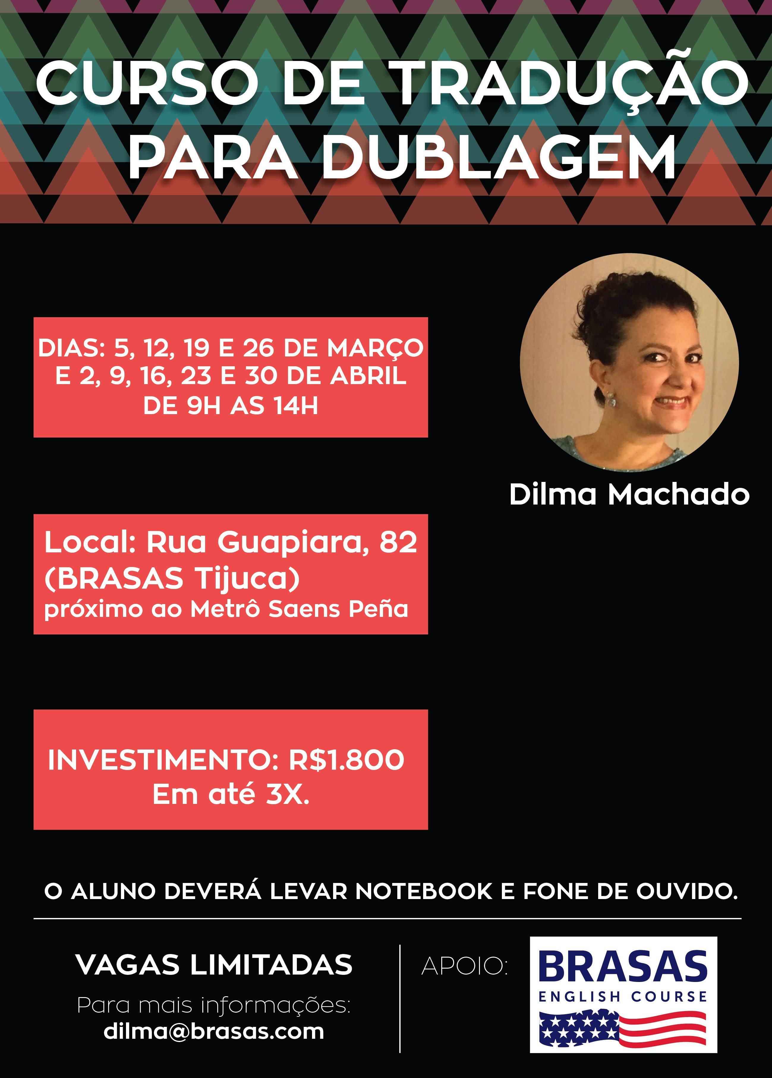 Curso Dilma Machado_presencial