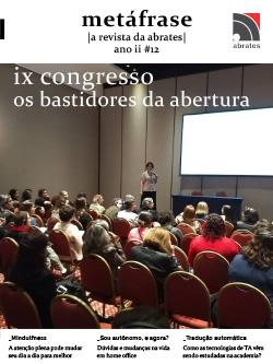 12ª Edição da Revista Metáfrase.