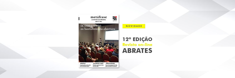 Revista Metáfrase 12